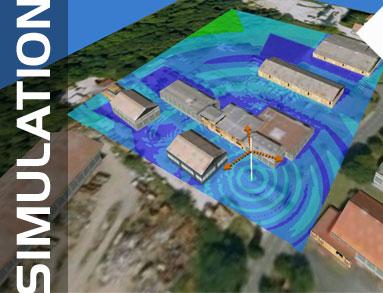 Simutech uae bureau d 39 tudes et de mesures de champ lectromagn tique - Mesure champ electromagnetique ...